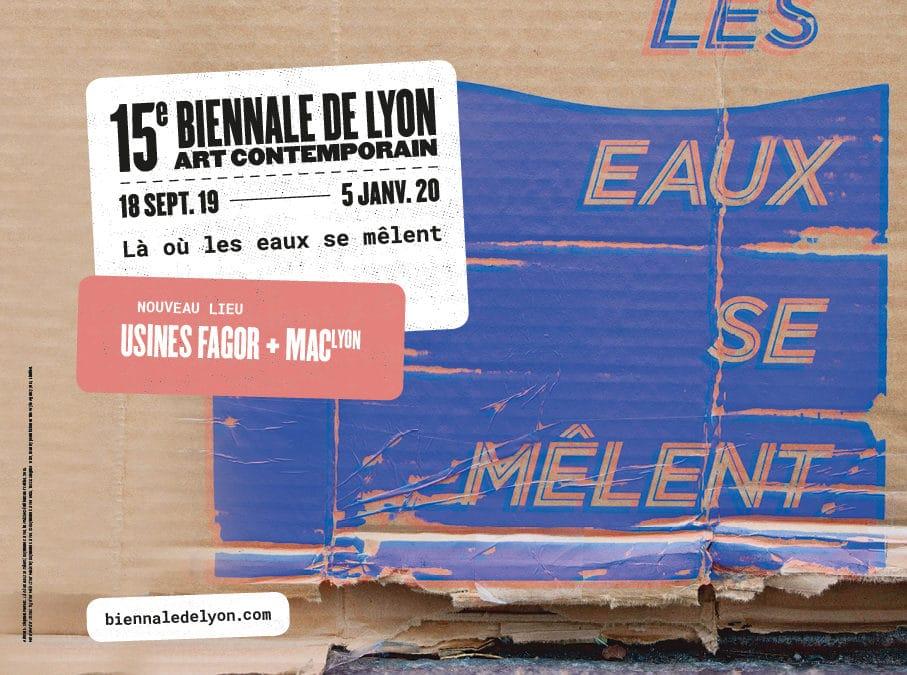 Biennale d'art contemporain de Lyon 2019