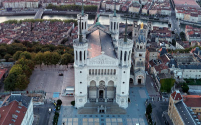 À voir à Fourvière : La Basilique de Fourvière